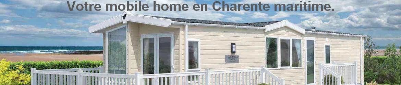 Votre mobil home en Charente maritime avec Résidence plein air