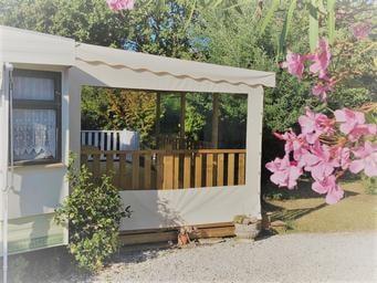 Bâches Mobil Home Terrasses Couvertes Résidence Plein Air